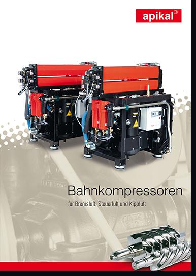 Bahnkompressoren